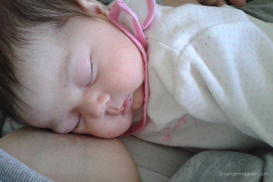 come perdere peso dopo il bambino mentre si allattano
