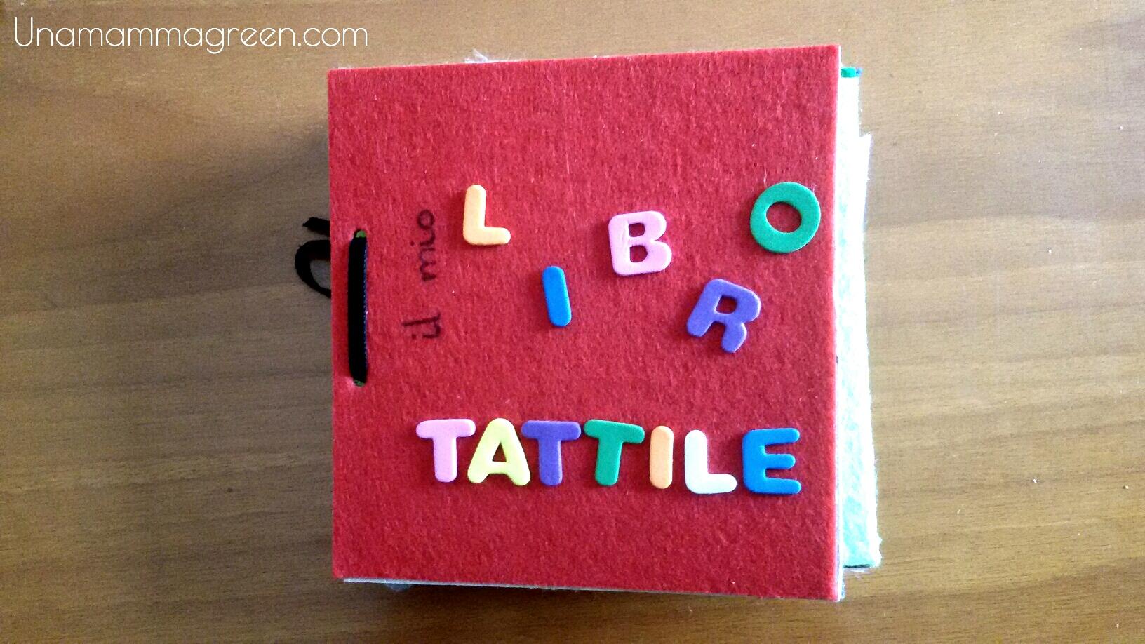 Libro tattile fai da te con materiali riciclati una - Libro immagini a colori ...