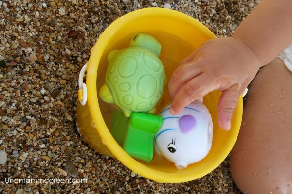 spiaggia bambini conero