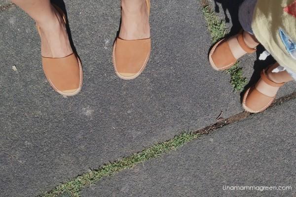 sandali bimba pisamonas