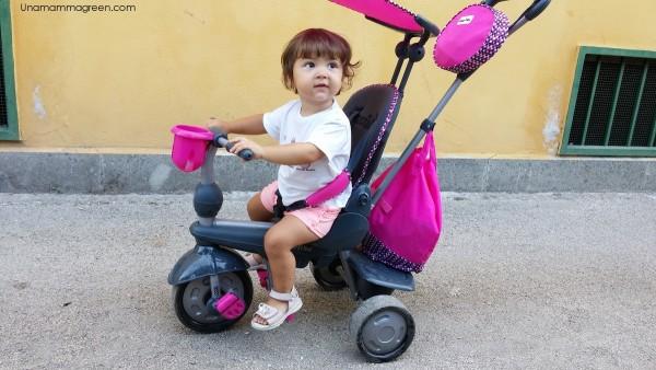 smarTrike triciclo bambini