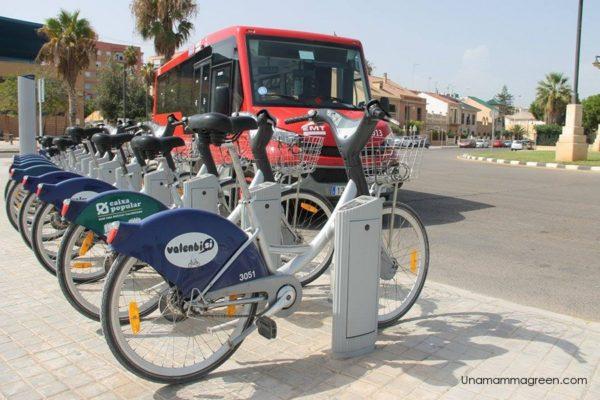 valencia biciclette