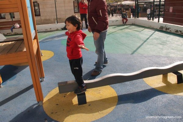 andalusia con bambini playground