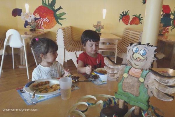 ristorante bambini funimation katschberg