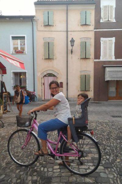romagna in bici