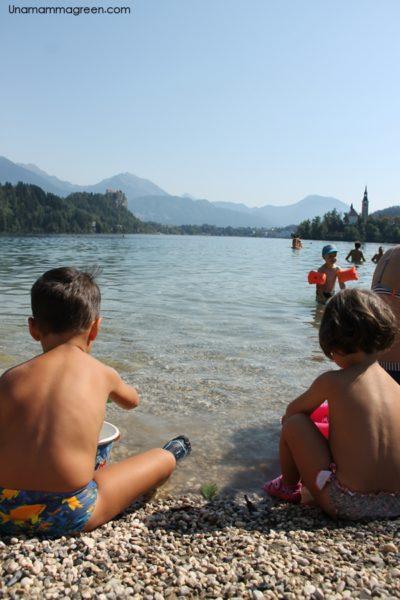 slovenia con bambini_lago di bled