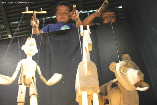 slovenia con i bambini_museo burattini