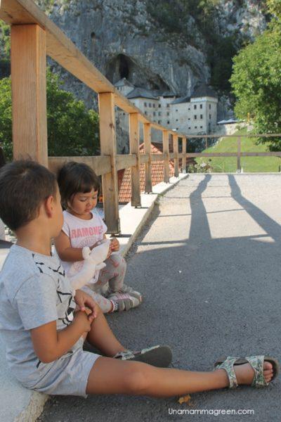 slovenia con i bambini_prediama