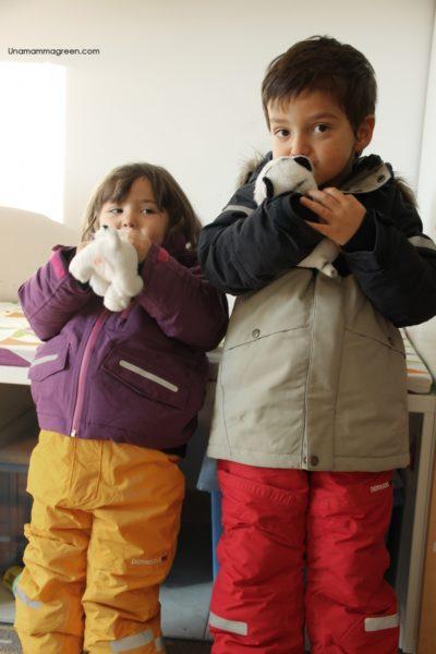 abbigliamento bambini lapponia natale