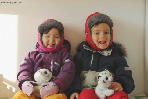 abbigliamento termico lapponia bambini