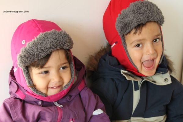 cappelli invernali bambino Lapponia