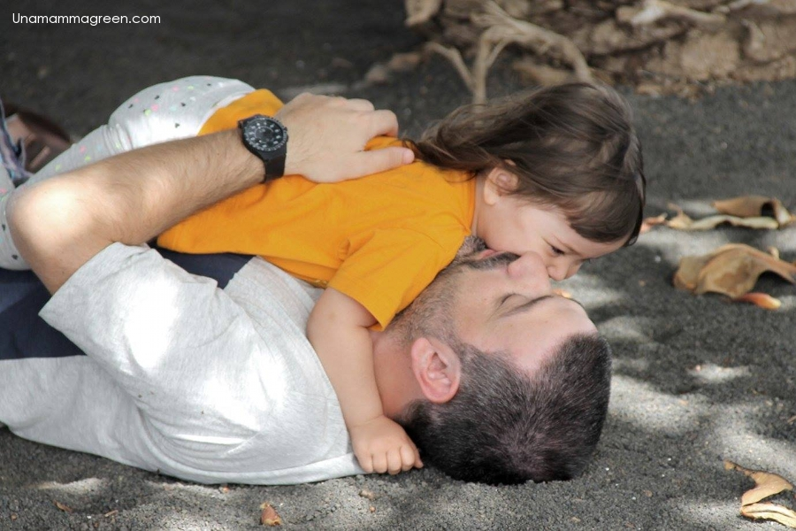 papà di figlie femmine