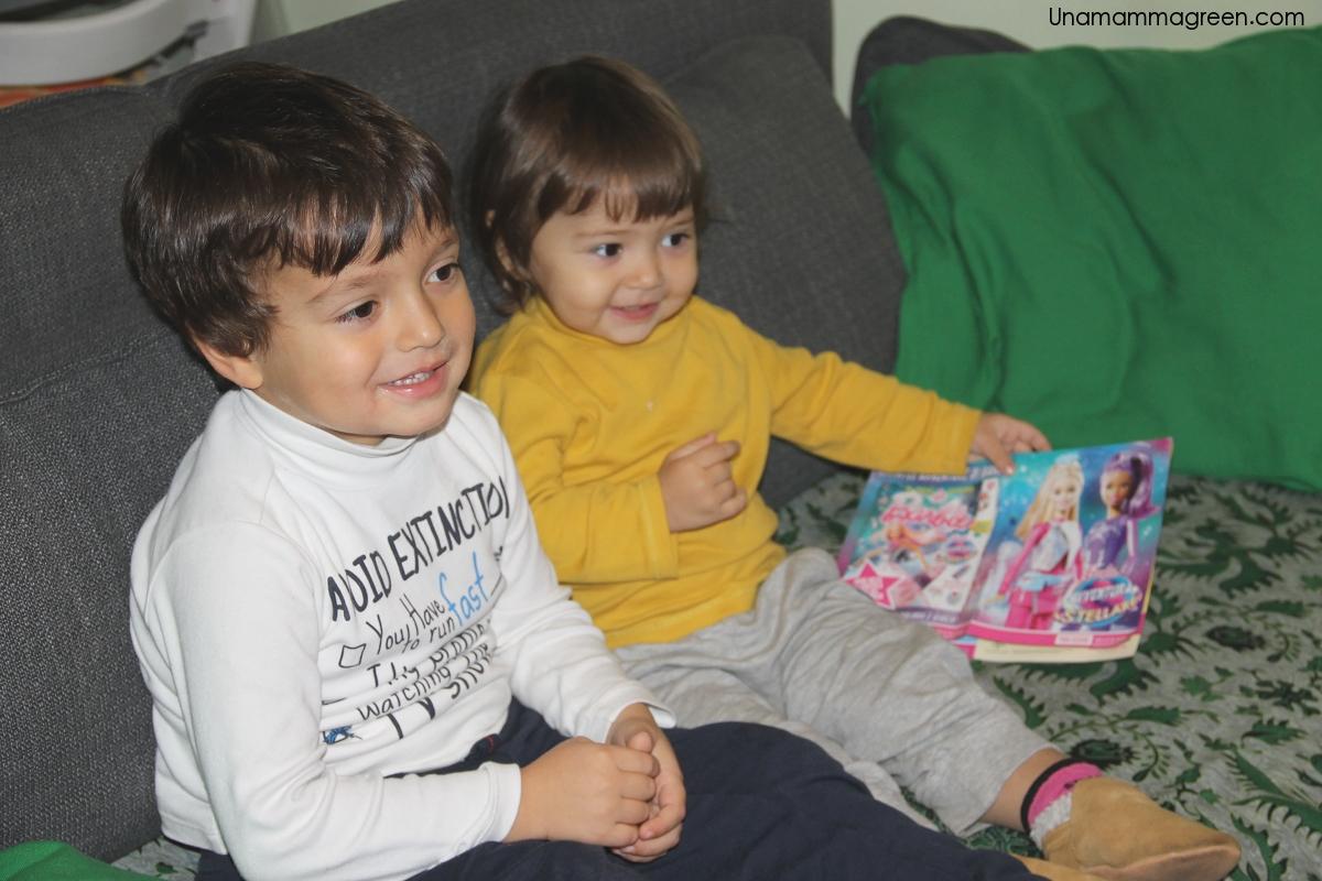 Bambini e tv cinque regole in vigore a casa mia su for Costruendo su a casa mia