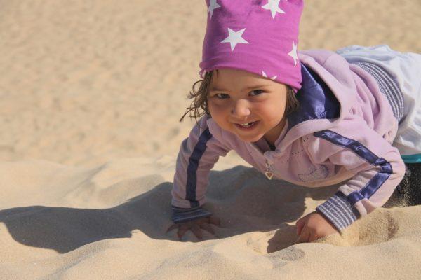dune corralejo fuerteventura con bambini