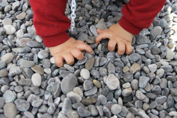 campania con bambini costiera