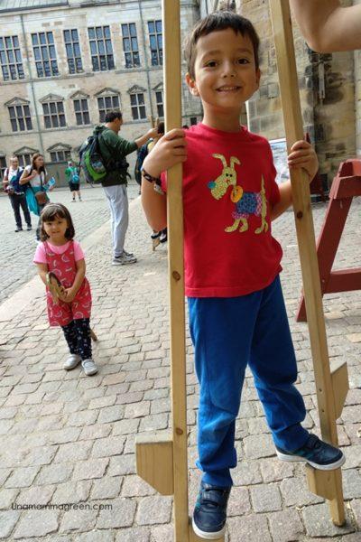castello helsingor bambini