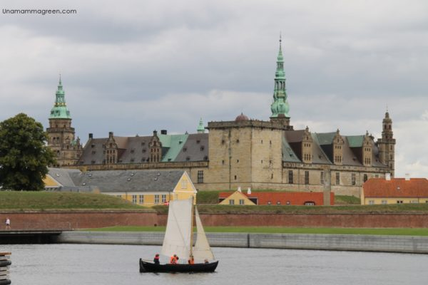 kronborg castle danimarca on the road con bambini