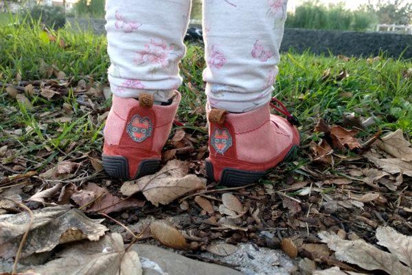 scarpe ecosostenibili bambini