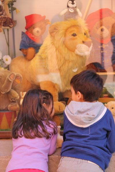 Franconia con i bambini