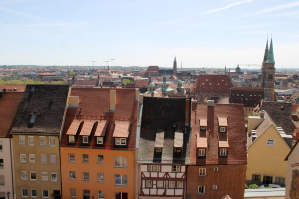 viaggio a Norimberga con bambini