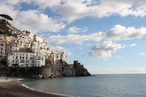 spiaggia di Amalfi campania mare