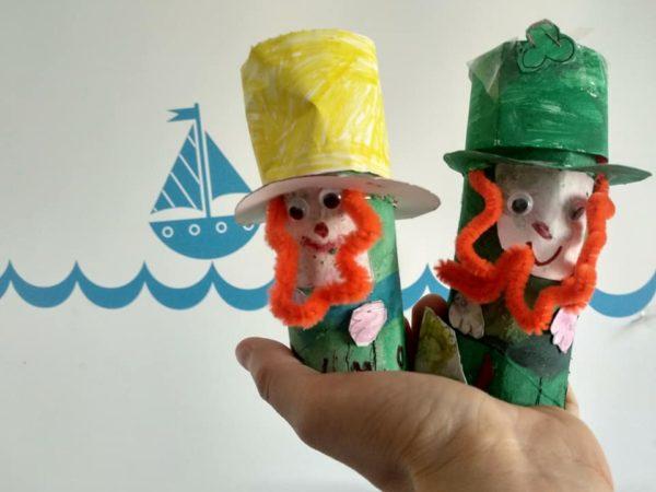 lavoretti creativi sull'Irlanda