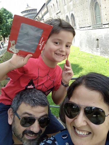 cosa fare a Milano con i bambini