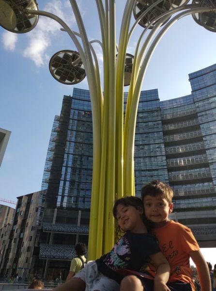 visitare Milano con i bambini
