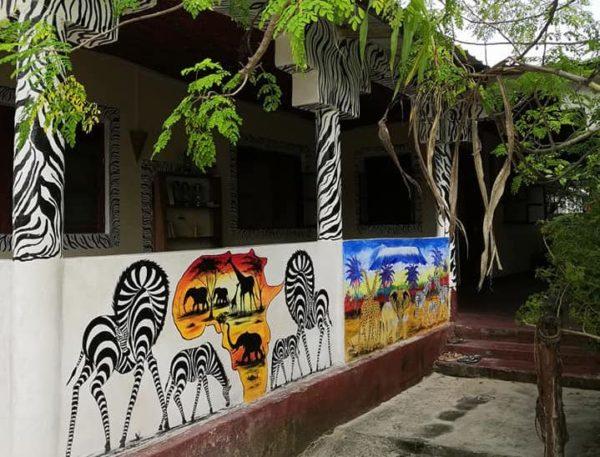 guesthouse zanzibar per bambini