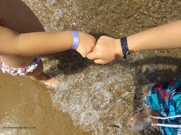 braccialetti personalizzati per bambini
