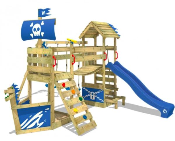 giochi da giardino per bambini in legno
