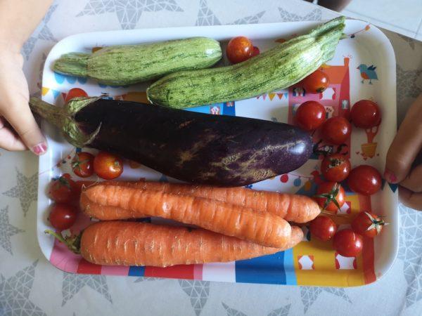 frutta e verdura biologica di stagione