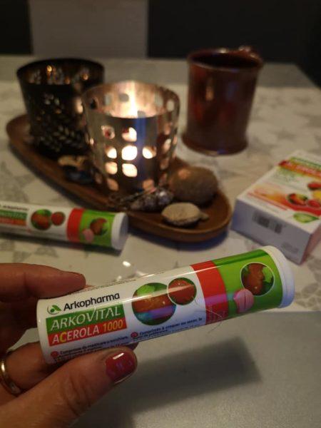 integratore vitamina c acerola